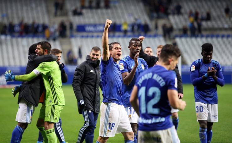 Las mejores imágenes del Real Oviedo 2 - 1 Rayo Vallecano