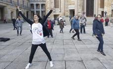 El CAI Cabueñes organiza un Flashmob por la diversidad