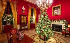 Así ha decorado Melania la Casa Blanca para Navidad