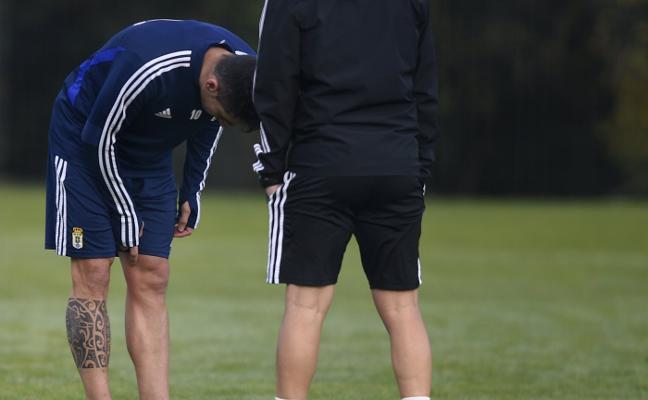 Berjón será sometido hoy a una artroscopia en Madrid