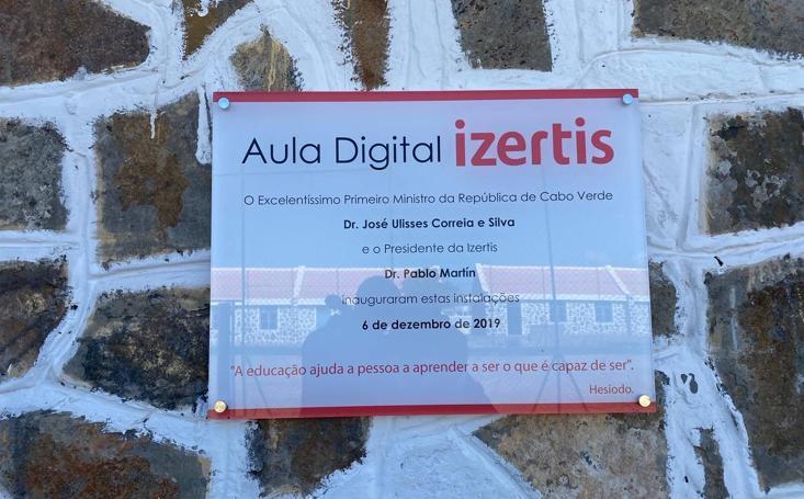 Izertis inaugura su centro de informática en Cabo Verde
