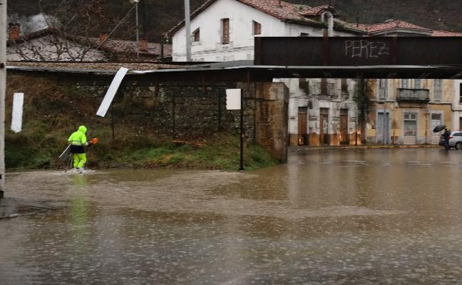 El proyecto contra las riadas en Arriondas se blinda con un primer pago de 376.000 euros