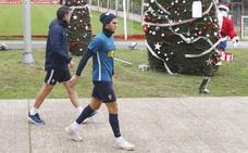 Puertas abiertas en el entrenamiento del Sporting (09-12)