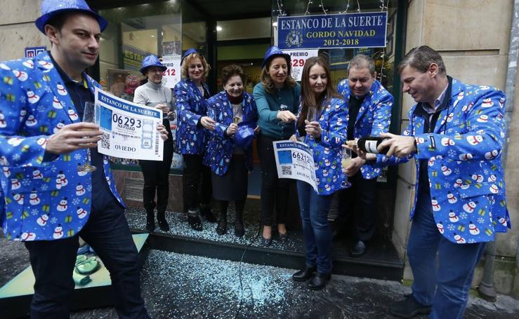 Comprobar Decimo Loteria Navidad 2012 Loteria De Navidad 2019 Asturias Recibe 346 000 Euros De La