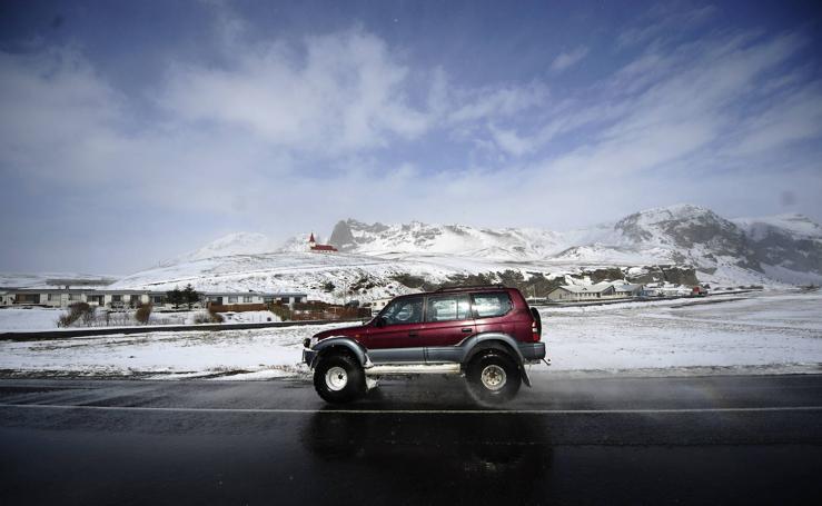 Los 10 mejores coches para ir a la nieve