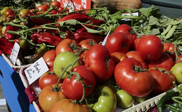 Las verduras asturianas de temporada que debes consumir cada mes