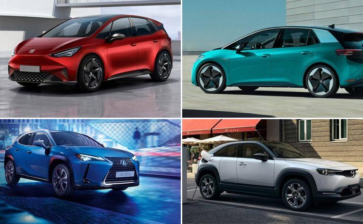 Los mejores coches eléctricos para reducir las emisiones en 2020