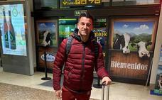 Natalio ya está en Asturias para fichar por el Avilés