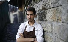 Reale Seguros Madrid Fusión | El asturiano Xune Andrade, segundo en el premio al Cocinero Revelación