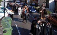La Foz celebra San Antón