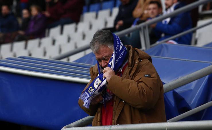 ¿Estuviste en el partido Real Oviedo - Huesca? ¡Búscate!