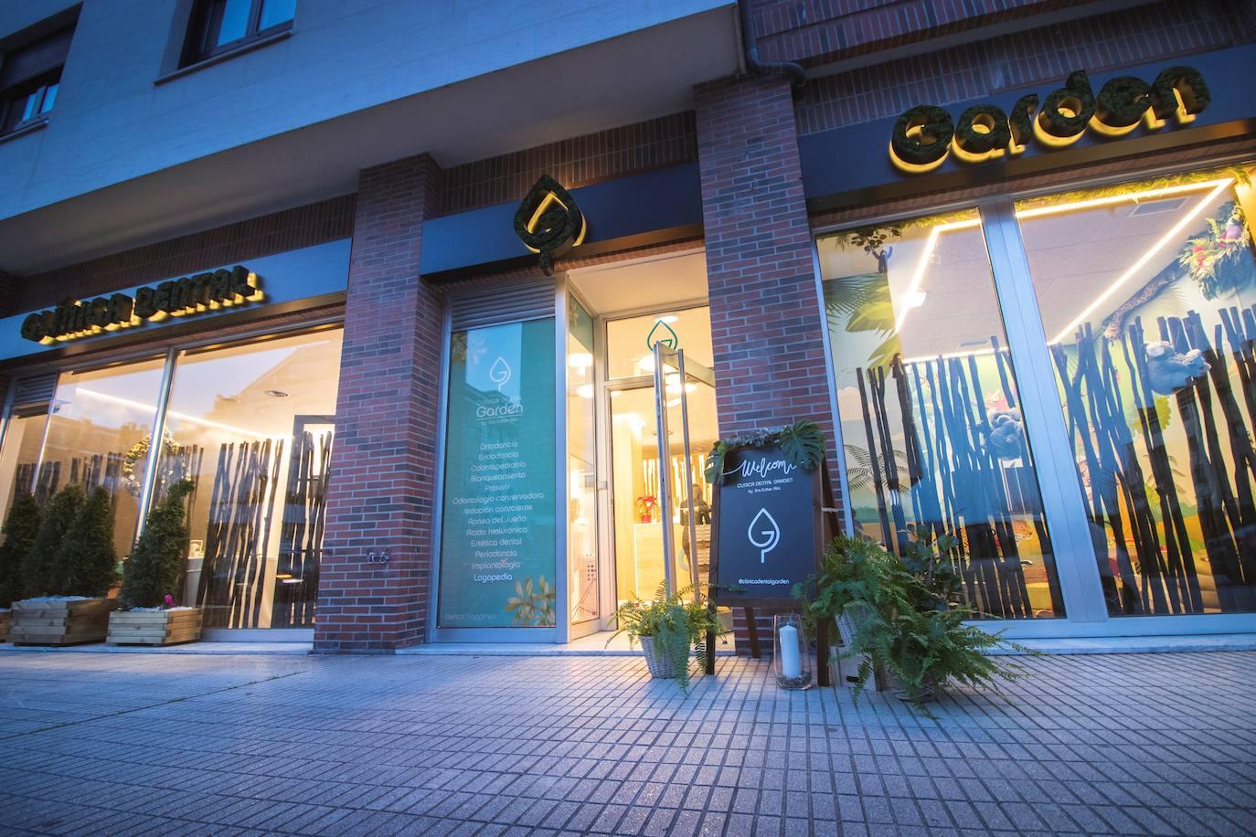 La Clínica Dental Garden inaugura en Viesques apostando por innovación y sostenibilidad