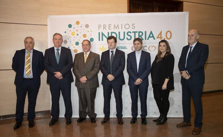 Entrega de los Premios Industria 4.0 en la Laboral