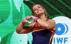 Lydia Valentín sueña con el póker olímpico