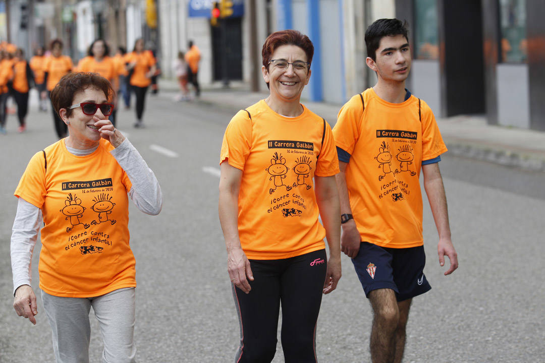Fotos Gijón Corre La Ii Carrera Contra El Cáncer Infantil El Comercio
