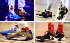 Las mejores zapatillas vistas en el All Star Game NBA 2020