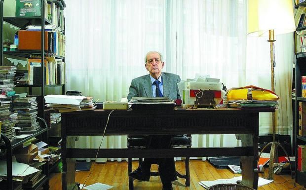 Resultado de imagen de Fernando Morán, el comercio