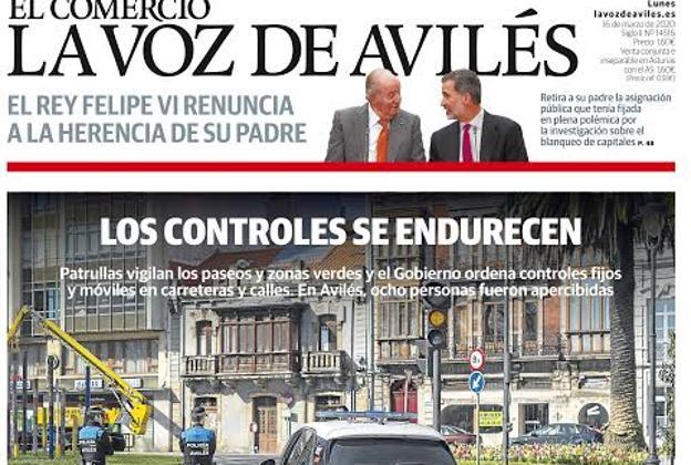 Mañana La Voz De Avilés Y El As Juntos El Comercio