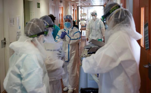 Una asociación médica cifra en 76 los sanitarios muertos por coronavirus en España | El Comercio