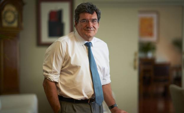 José Luis Escrivá: «Hay que endurecer la jubilación anticipada y  penalizarla más según el nivel de la pensión» | El Comercio