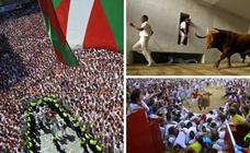 Las imágenes que no se vivirán este San Fermín