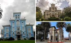 Los palacios y las casonas de Asturias