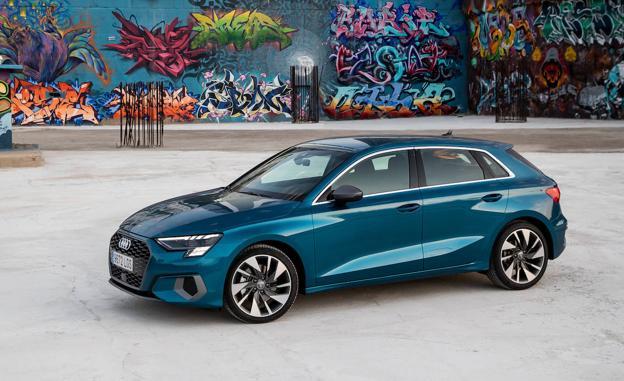 El Nuevo Audi A3 Sportback Llega Al Mercado