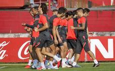Entrenamiento del Sporting (15-09-20)