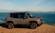 Fotogalería: Jeep Renegade 4xe Trailhawk 2020