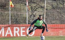 Entrenamiento del Sporting (15-01-21)