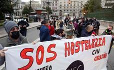 Los hosteleros de Asturias claman contra las «medidas asfixiantes»