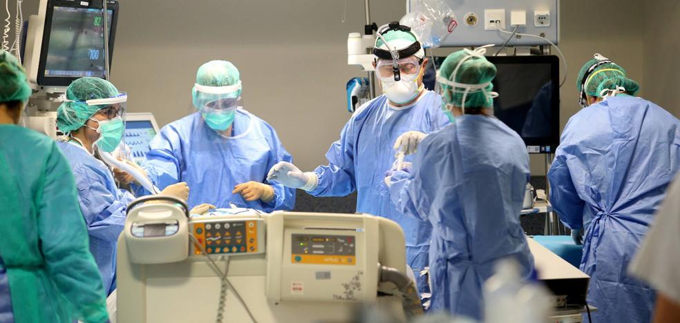 Asturias registra la cifra de contagios mas baja desde septiembre