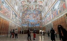 Los Museos Vaticanos abren de nuevo sus puertas