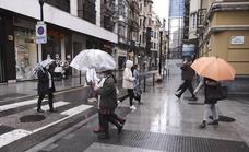 Asturias, con tormentas durante toda la semana
