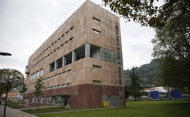 Residencia de Estudiantes del campus de la Universidad de Oviedo en Mieres