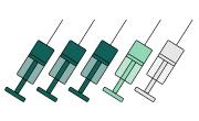 Calcula cuándo alcanzaremos el siguiente objetivo de la vacunación: el 90%