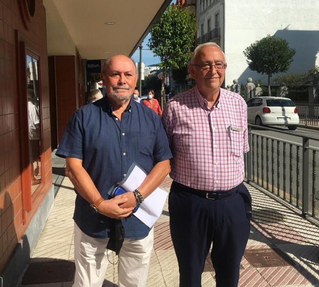 La comarca del Navia se moviliza para «salvar» el Hospital de Jarrio
