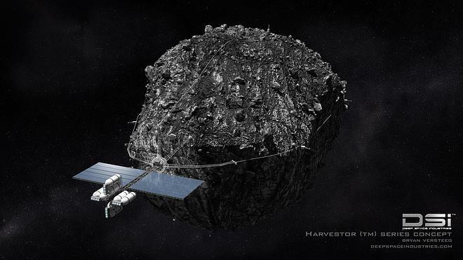 Asteroides a tiro de piedra