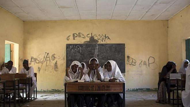 Escapan cuatro niñas secuestradas por Boko Haram en Nigeria