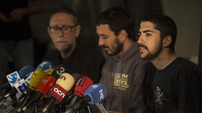Prisión provisional para uno de los detenidos por los altercados de Can Vies