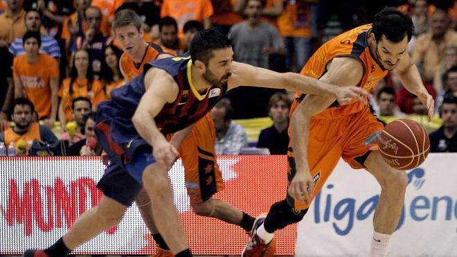 Doellman y Lishchuk alargan la esperanza del Valencia Basket