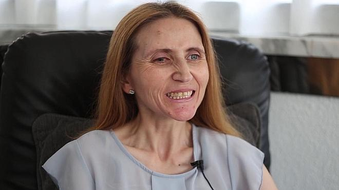 Aurora, la primera española con visión artificial
