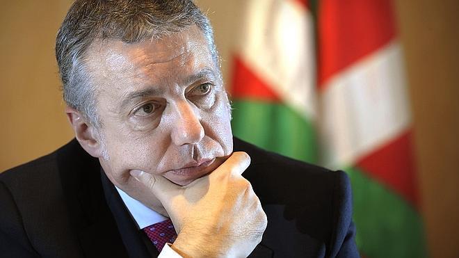 Urkullu pide a ETA el desarme y al Gobierno «la resocialización» de presos