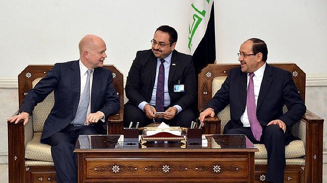 Al Maliki defiende combinar la vía militar y la política para resolver el conflicto
