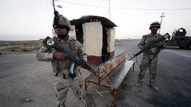 El Ejército iraquí mata a decenas de yihadistas en su ofensiva en Saladino