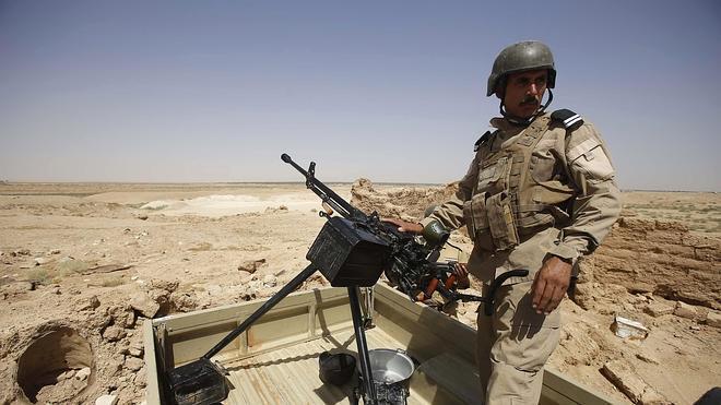 Irak recibe cinco cazas rusos en plena ofensiva contra la insurgencia