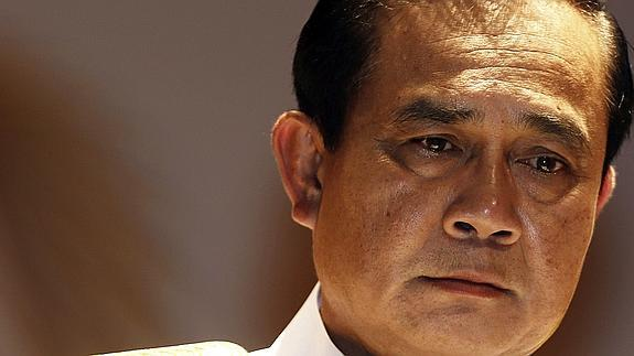 El general Prayuth Chan Ocha. /