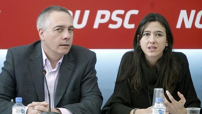 La alcaldesa de Santa Coloma, Núria Parlon, será la número dos del PSC