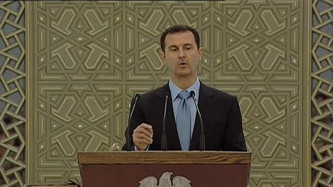 El-Asad amenaza a la comunidad internacional: «Quienes respaldan el terrorismo, pagarán un precio caro»