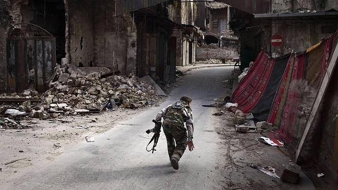 El Pentágono entrenará a 2.300 opositores sirios